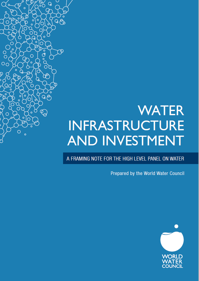 Water Infrastructure and Investment cover