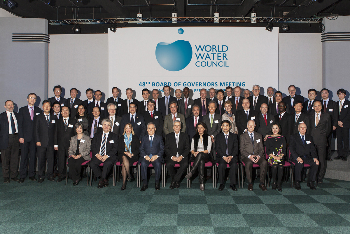 WWC 48th Board of Governors Meeting ©WWC/Sigrun Sauerzapfe
