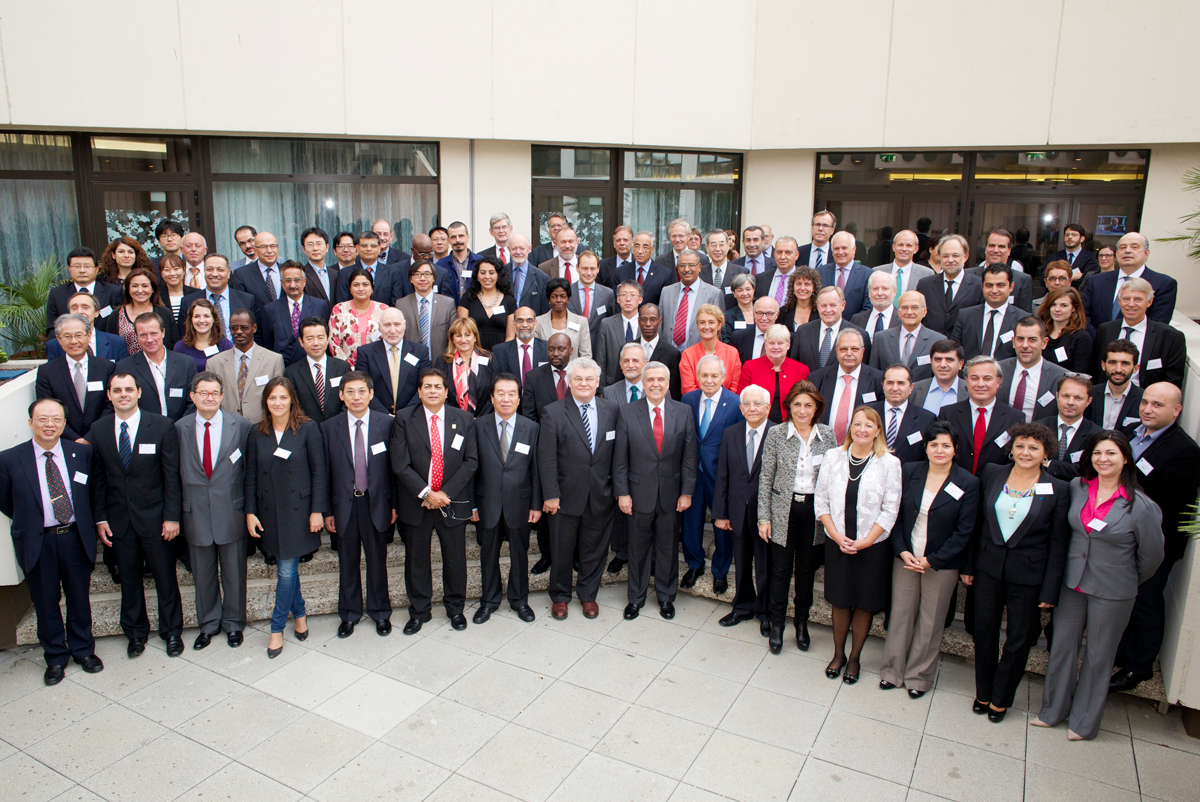 World Water Council 53rd Board of Governors meeting, 27-28 October 2014
