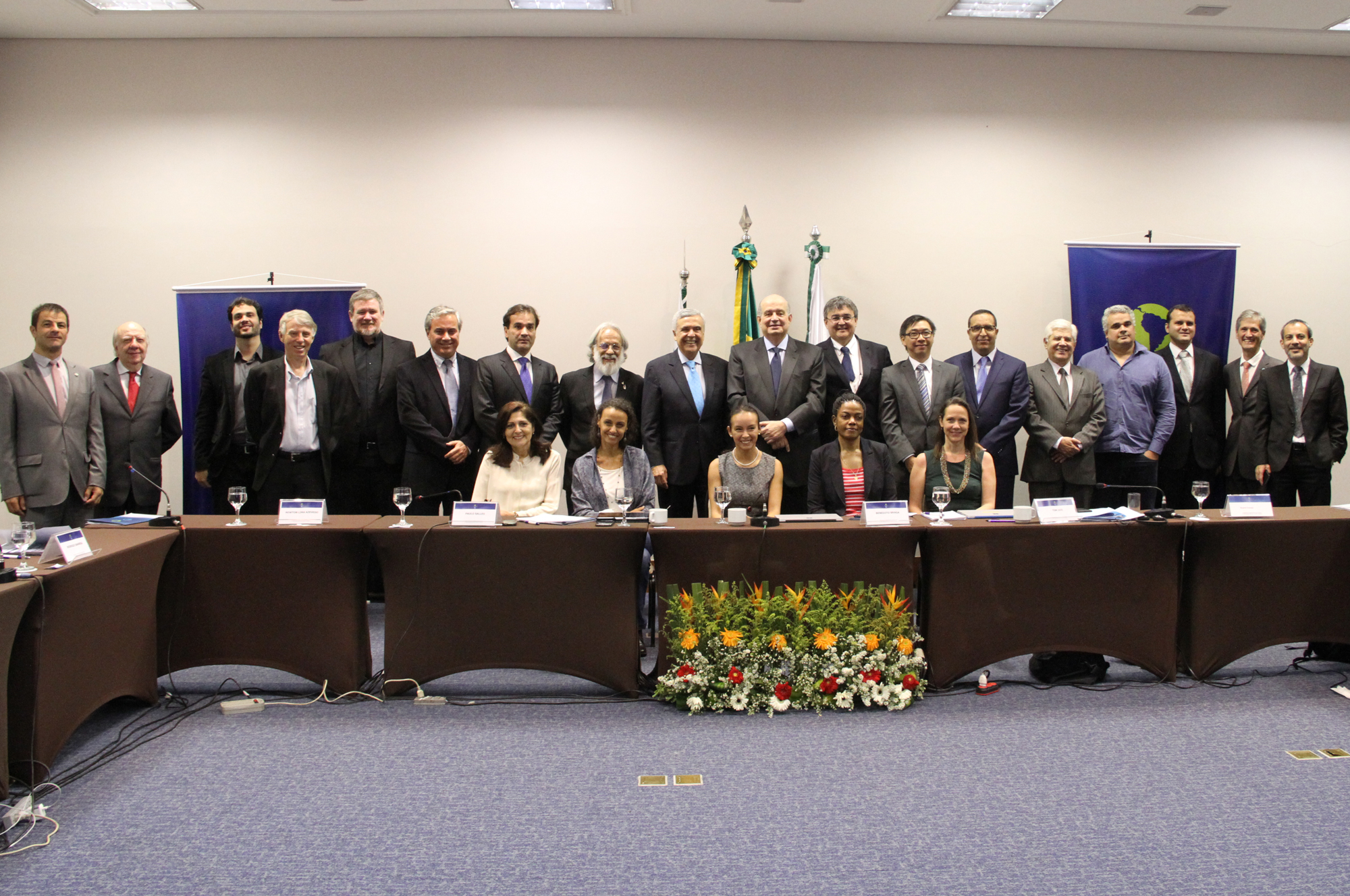 First meeting of the 8th World Water Forum International Steering Committee (ISC), Brasilia, 2-3 May 2016