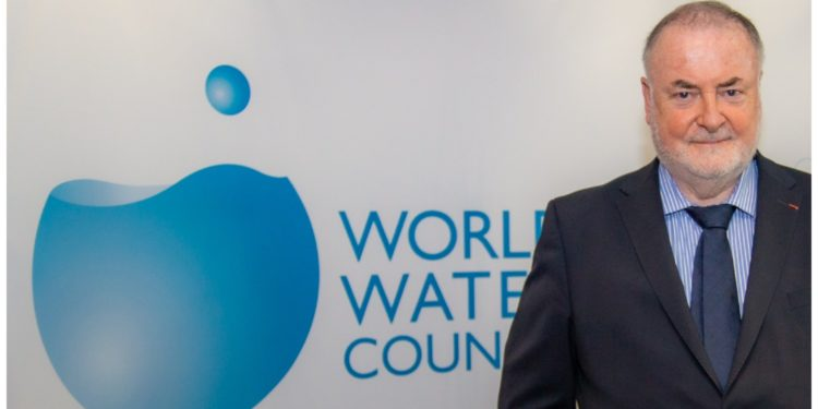 Loic Fauchon, President of the World Water Council