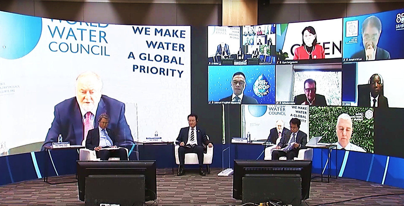 Global Water Leaders Forum, Seoul, Republic of Korea, 10 November 2020