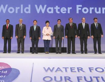 ©National Committee of the 7th World Water Forum