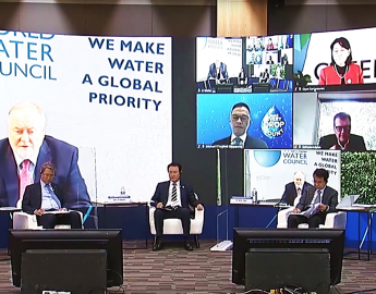 Global Water Leaders Forum, Séoul, République de Corée, 10 novembre 2020