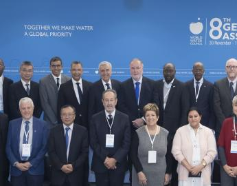 World Water Council Board of Governors 2019-2021
