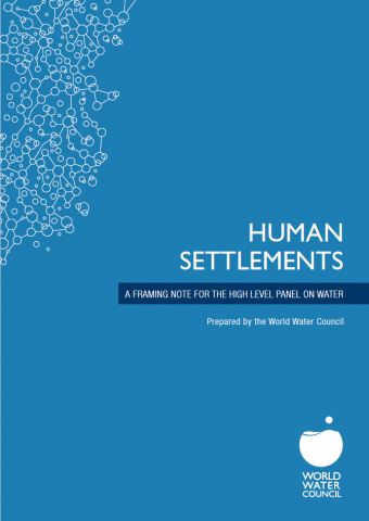Human settlements cover