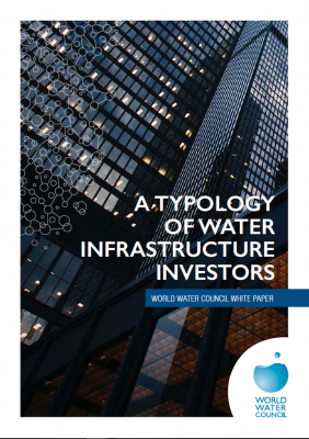 Typology of Water Infrastructure Investors cover