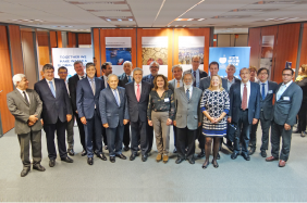 Third meeting of the 8th World Water Forum International Steering Committee (ISC), 24 November 2016, Marseille, France