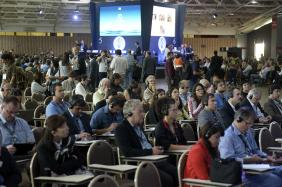The 8th edition of the World Water Forum was held 2018 in Brasilia, Brazil from 19-23 March 2018. Photo Sergio Amaral.